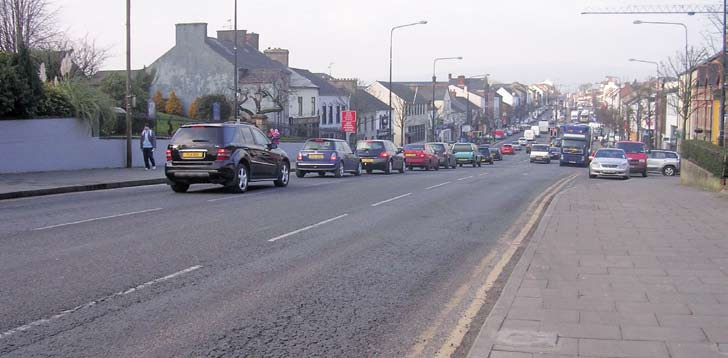 A29 Cookstown congestion