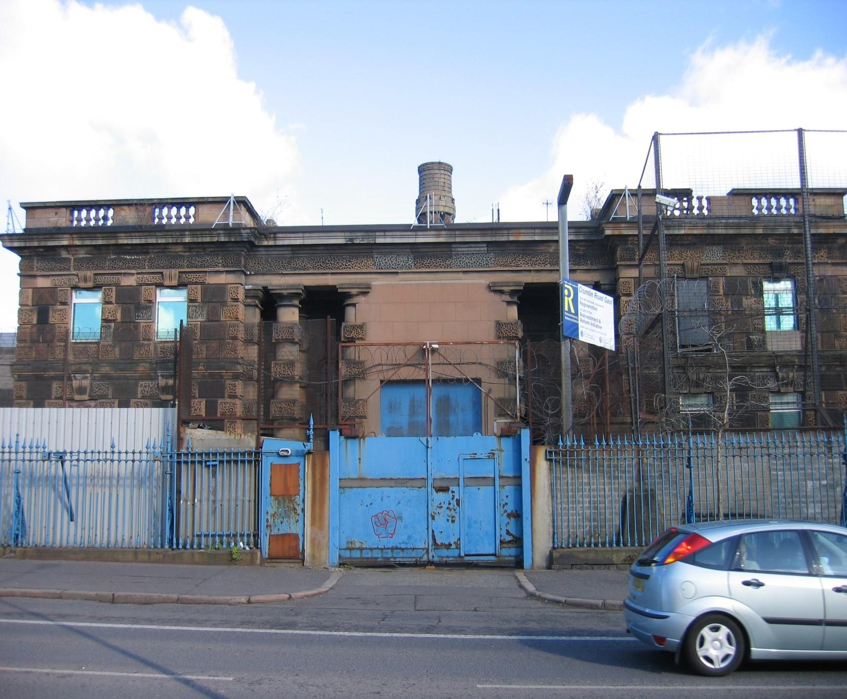 Crumlin Road Gaol (before)