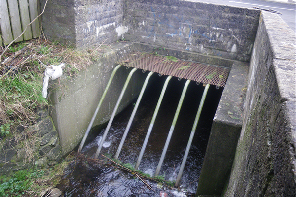 ahoghill-flood-alleviation-before