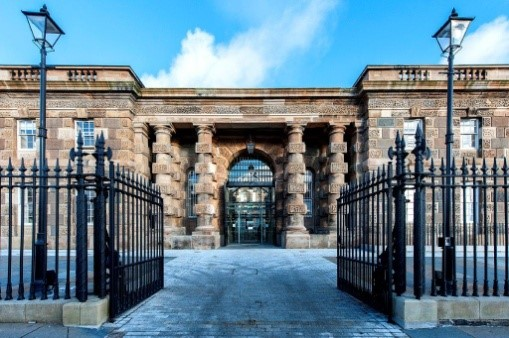 Crumlin Road Gaol (after)