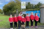 Minister Mallon visits Spires Integrated Primary School