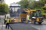 Road resurfacing