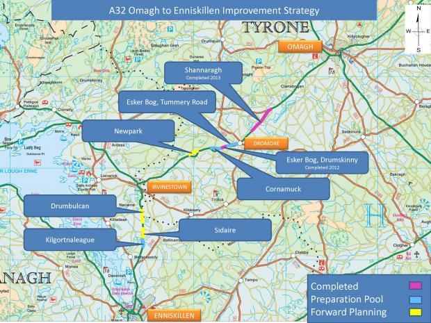 A32 Improvement Schemes