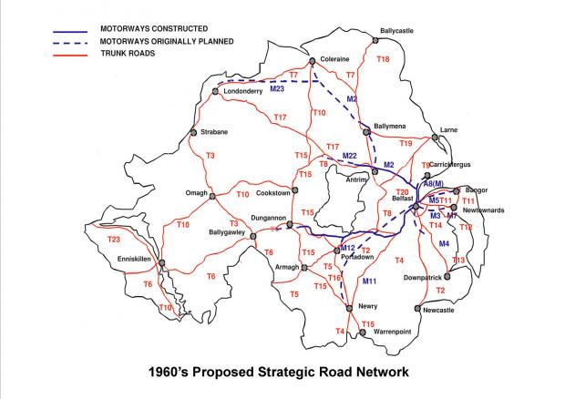 a6derrydungiven-1960sproposedstrategicroadnetwork