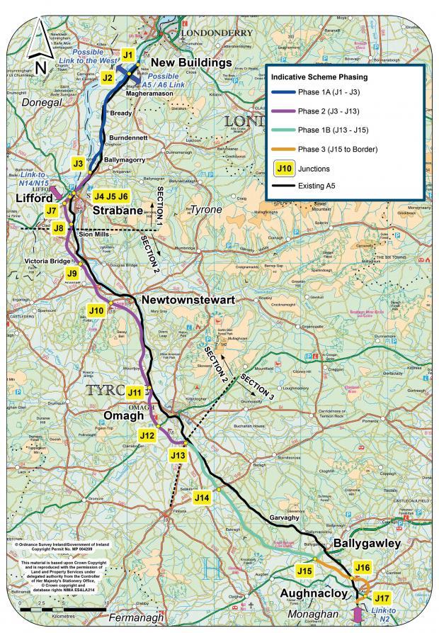 A5WTC Route Plan