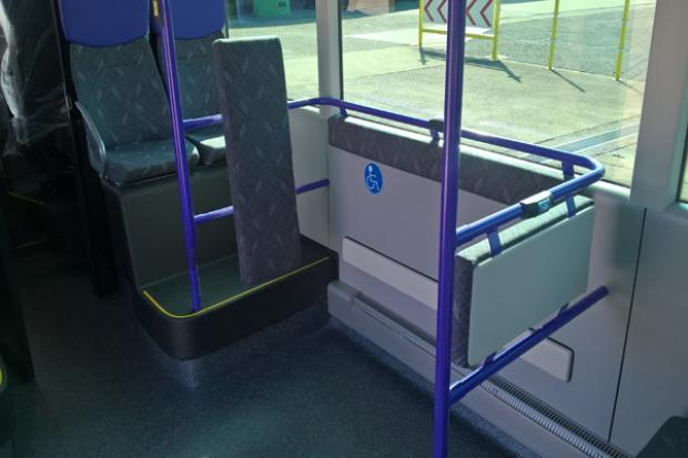 BRT - Glider accessibility