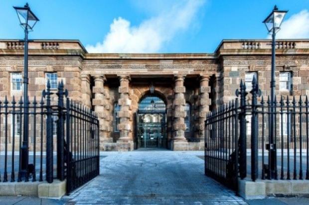 Crumlin Road Gaol (after)