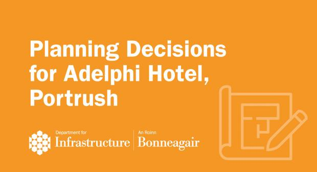 Planning decision Adelphi Hotel - image