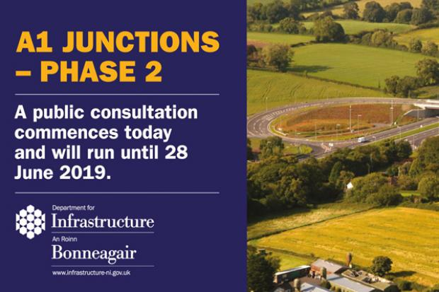 A1 Junctions Phase 2 Public Consultation March 2019