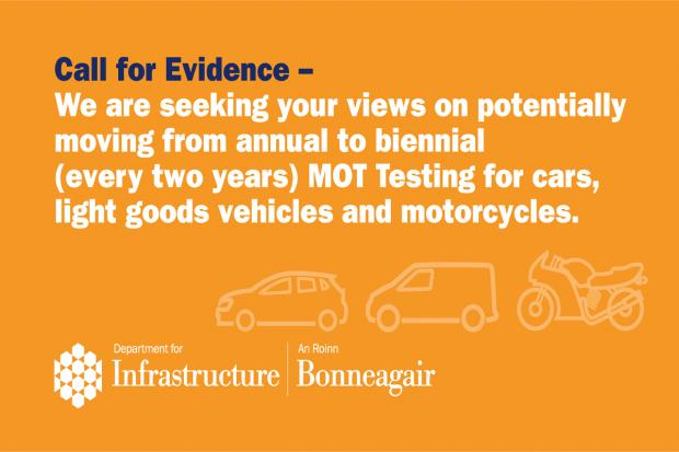 Call for Evidence Launch - Image