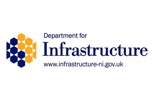 Department for Infrastructure logo
