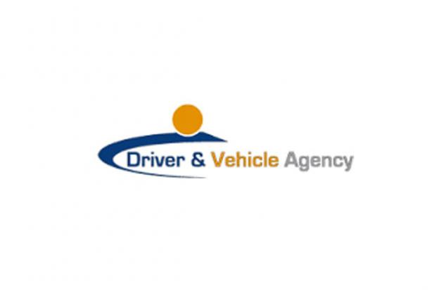 Driver & Vehicle Agency logo