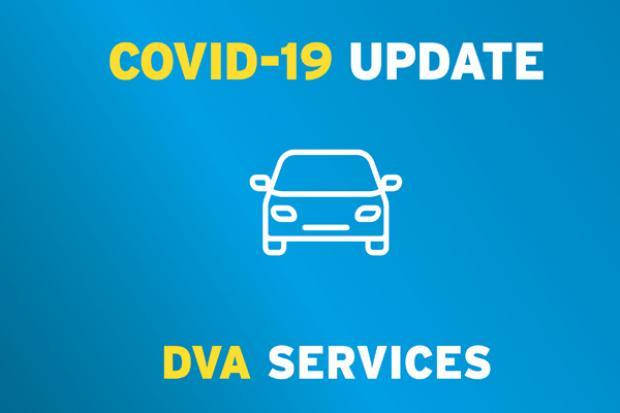 DVA services resume - image