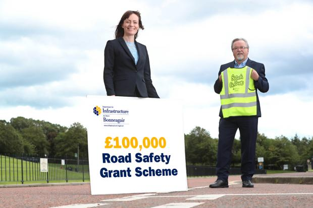 Launch of the 2020/21 Road Safety Grant Scheme