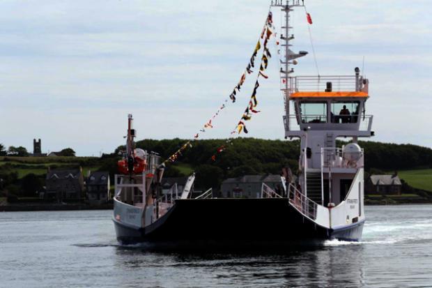 new strangford ferry