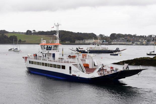 Strangford II ferry