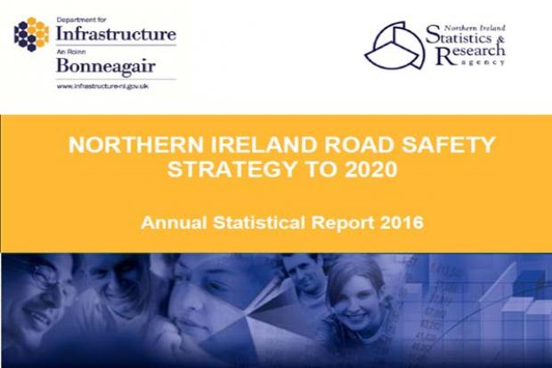 ni road safety strategy to 2020 annual statistical report