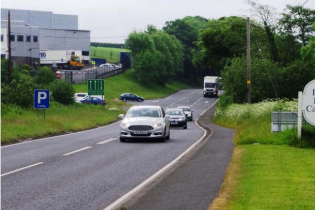 Omagh area image