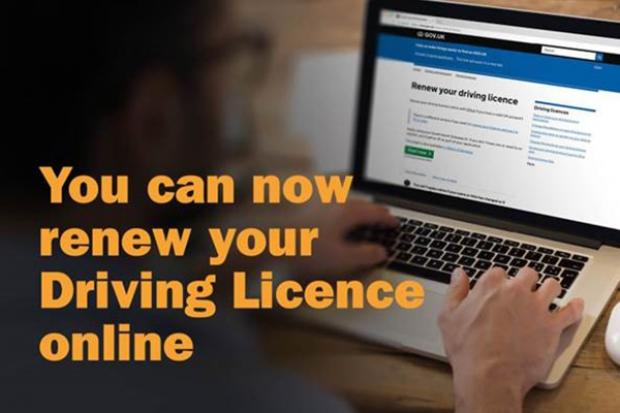 Driver licensing services now available online | Department