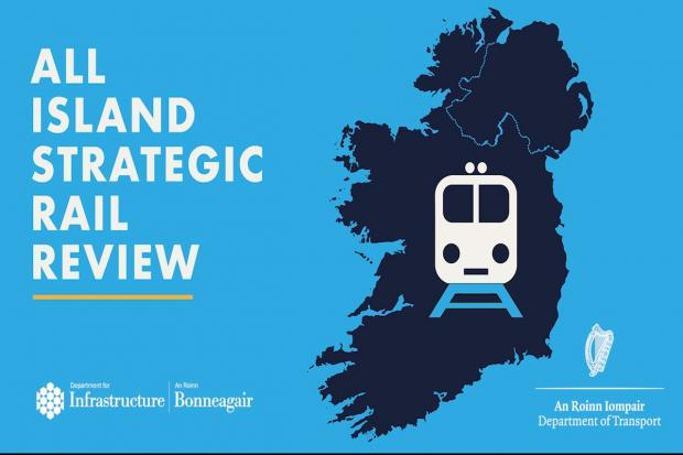 All island Strategic Rail Review - image for PR
