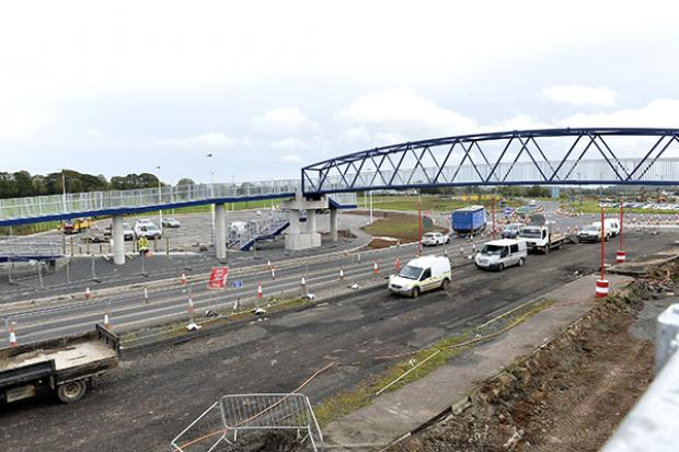 toome-park-and-ride-overview