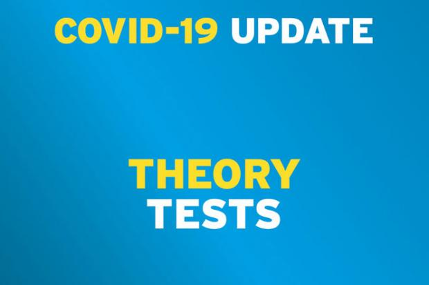 Update to theory test image