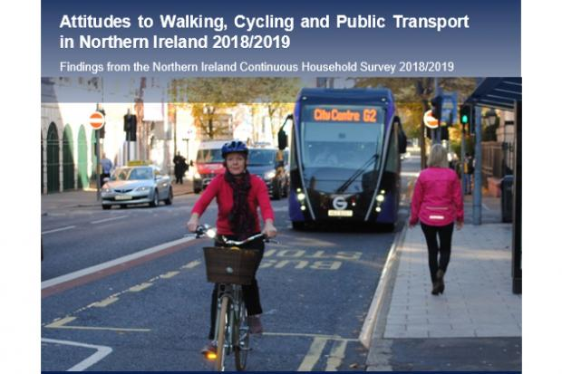 Attitudes to Walking, Cycling and Public Transport Statistics 2019