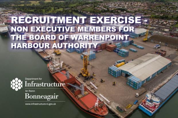 Warrenpoint Harbour Recruitment 2019
