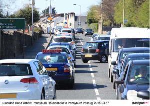 A2 Buncrana Congestion