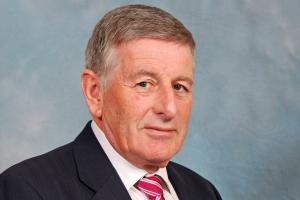 TransportNI Director of Transport Projects Division - Ciaran de Burca