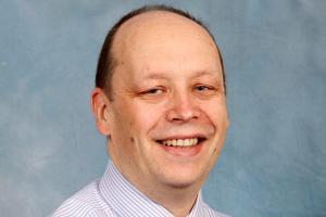 DRD Permanent Secretary - Peter May